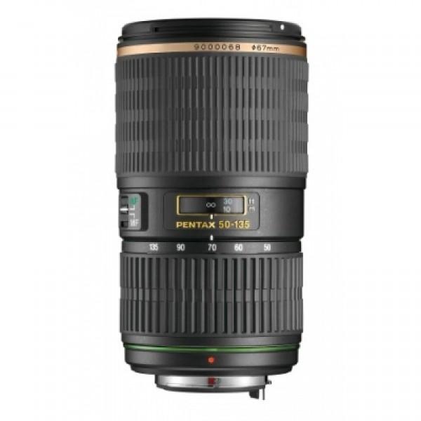 Objetivo Pentax DA 50-135mm f/2.8 ED AL IF SDM