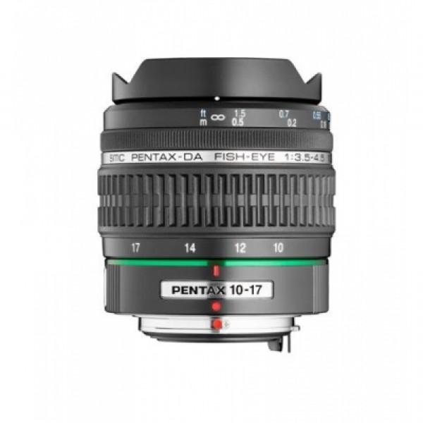 Objetivo Pentax DA 10-17mm Fish Eye f/3.5-4.5 ED (...