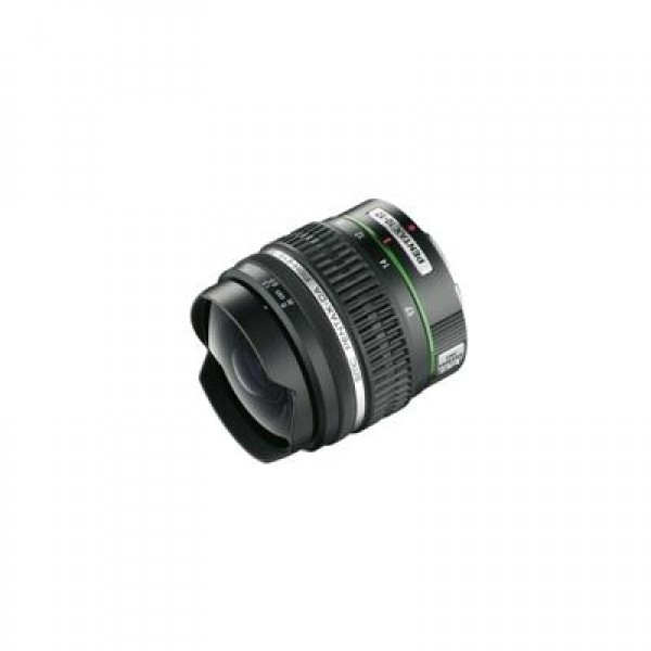 Objetivo Pentax DA 10-17mm Fish Eye f/3.5-4.5 ED (IF)