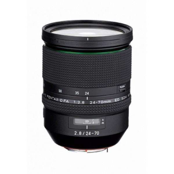 Objetivo Pentax HD D FA 24-70mm F2.8 ED SDM WR