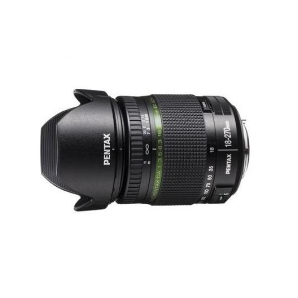 Objetivo Pentax DA 18-270mm F3.5-6.3 ED SDM