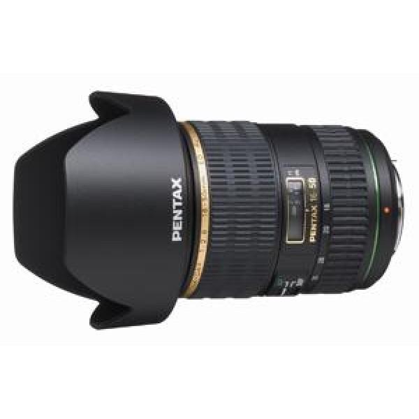 Objetivo Pentax DA 16-50 mm f2.8 ED AL (IF)