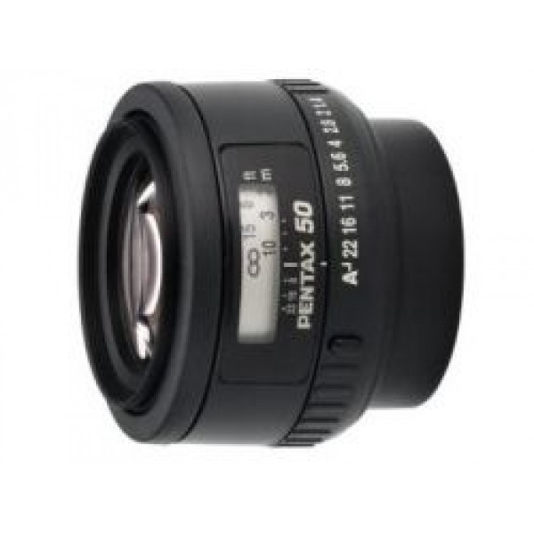 Objetivo Pentax SMC FA 50mm f/1.4