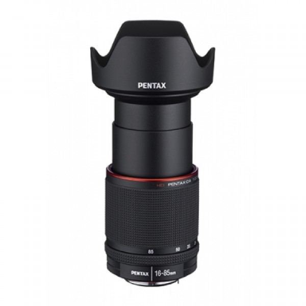 Objetivo Pentax HD DA 16-85mm F3.5-5.6 ED DC WR