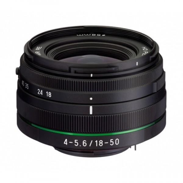 Objetivo Pentax HD DA 18-50mm F4-5.6 DC WR RE