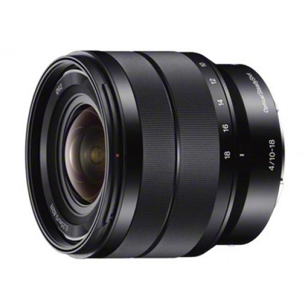 Objetivo Sony E 10-18mm f/4 OSS (Garantia Sony Esp...