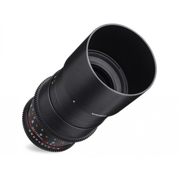 Samyang 100mm T3.1 VDSLR Canon (Garantía España)...
