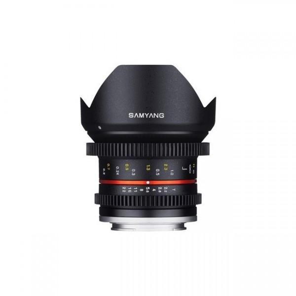 Samyang 12mm T2.2 Cine Micro 4/3 (Garantía Españ...