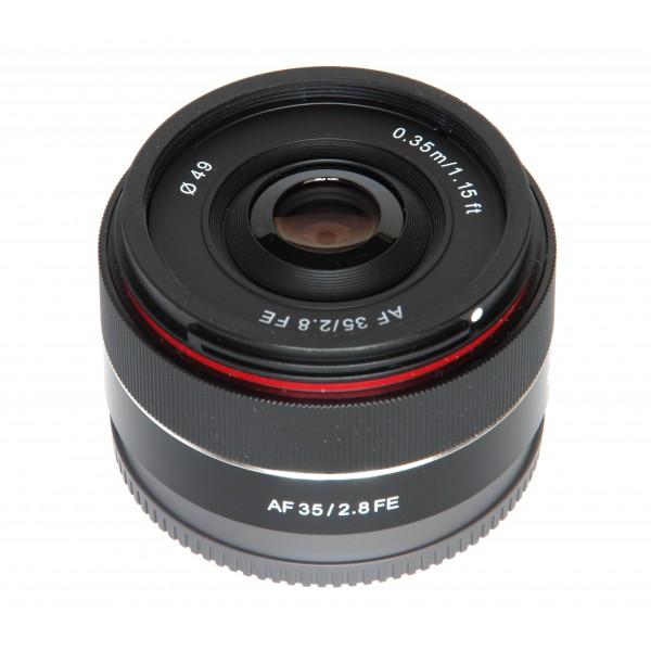 Samyang AF 35mm F2.8 Sony FE (Garantía España) Ref: SAMAF35SONY