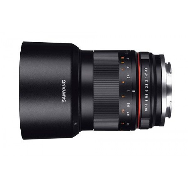 Samyang 50mm F1.2 AS UMC CS Micro 4/3 (Garantía E...