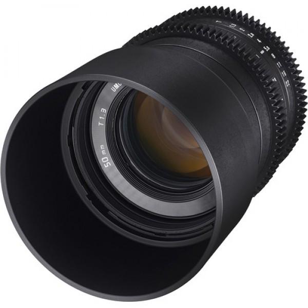 Samyang 50mm T1.3 Cine Micro 4/3 (Garantía Españ...