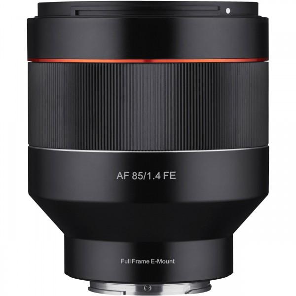 Samyang AF 85mm F1.4 Sony FE (Garantía España) R...