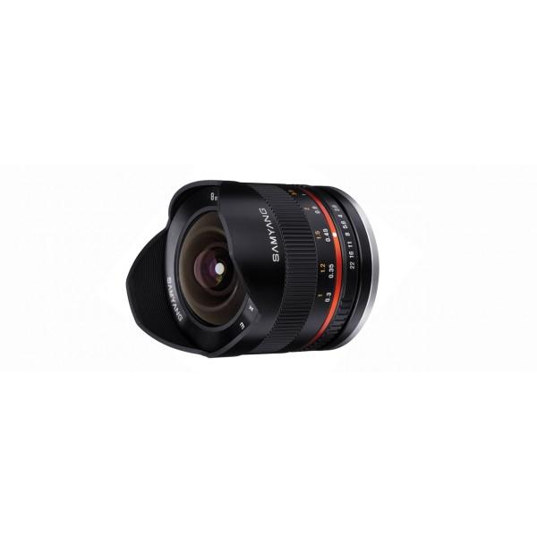 Samyang 8mm F2.8 UMC fisheye II Fuji X (Garantía ...