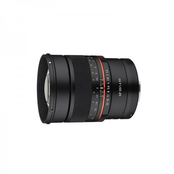 Samyang MF 85mm F1.4 Canon RF  Ref: SAM85CANONRF