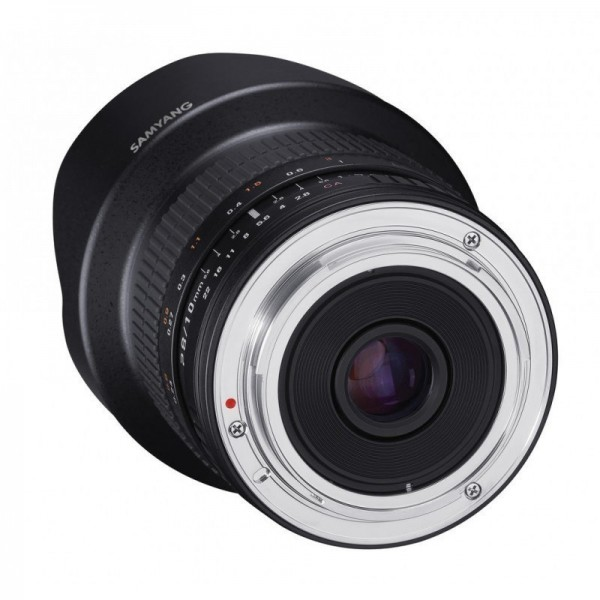 Samyang 10mm F2.8 ED AS NCS CS Pentax K Ref: SAM10...