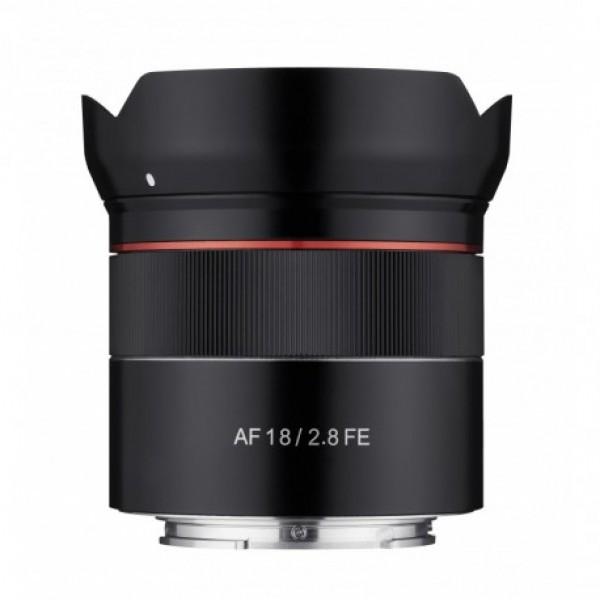 Samyang AF 18mm F2.8 Sony FE Ref: SAMAF18SONY