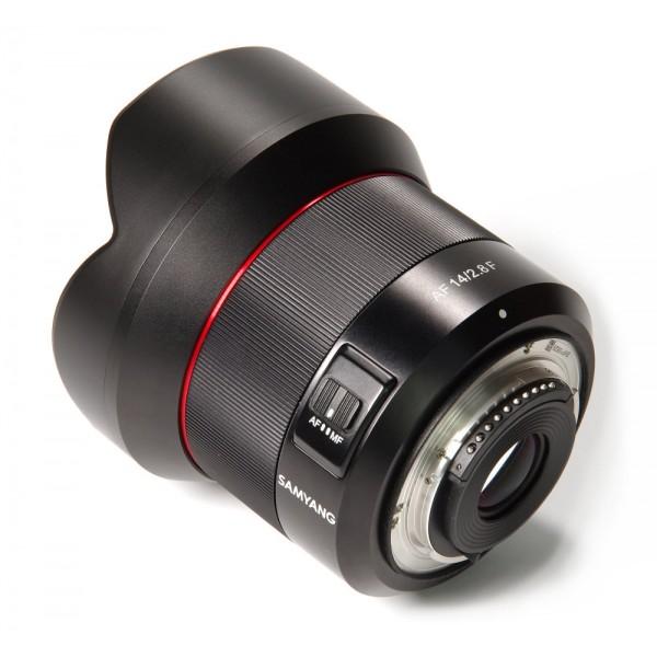 Samyang AF 14mm F2.8 Nikon F(Garantía España) Re...