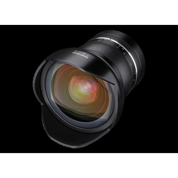 Samyang XP 14mm F2.4 Canon AE (Garantía España) ...