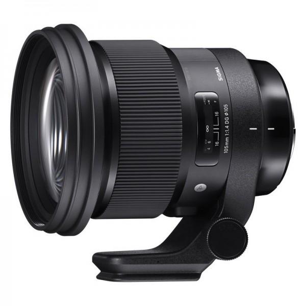 Objetivo Sigma 105mm f/1.4 DG HSM ART Canon