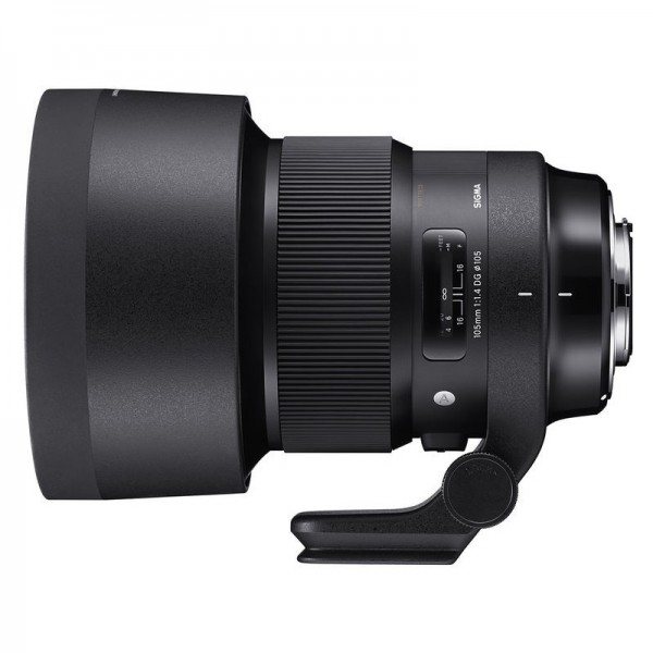 Objetivo Sigma 105mm f/1.4 DG HSM ART Montura Sony-E (En Stock)