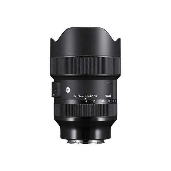 Objetivo Sigma 14-24mm F/2.8 AF DG DN ART Montura ...