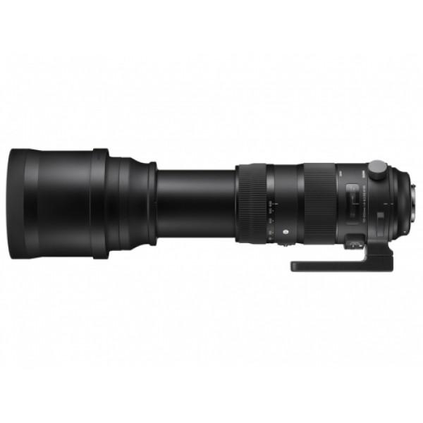 Objetivo SIgma 150-600mm F5-6.3 DG OS HSM Sports Montura Nikon