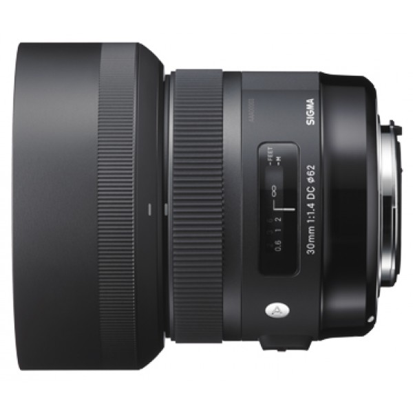Objetivo Sigma 30mm F1.4 DG HSM Art Montura Canon