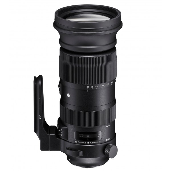 Objetivo Sigma 60-600mm F4.5-6.3 DG OS HSM Sports Canon (Garantía España) C