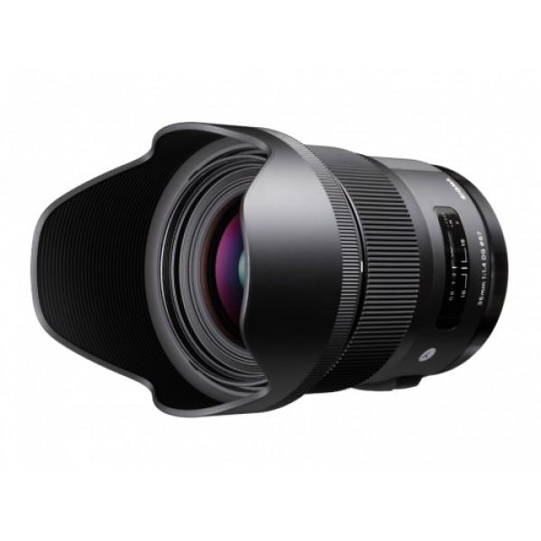 Objetivo Sigma 24mm F1.4 DG HSM Art Montura Nikon