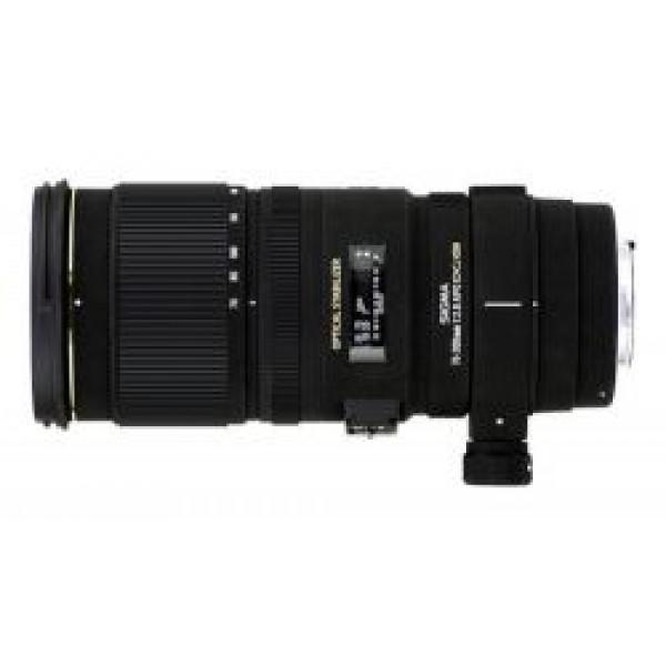 Objetivo Sigma 70-200mm F2.8 EX DG APO OS HSM