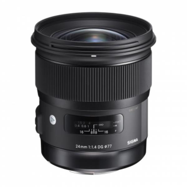 Objetivo Sigma 24mm F1.4 DG HSM Art Montura Canon