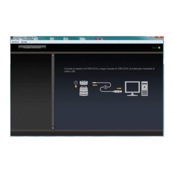 Objetivo Sigma USB DOCK