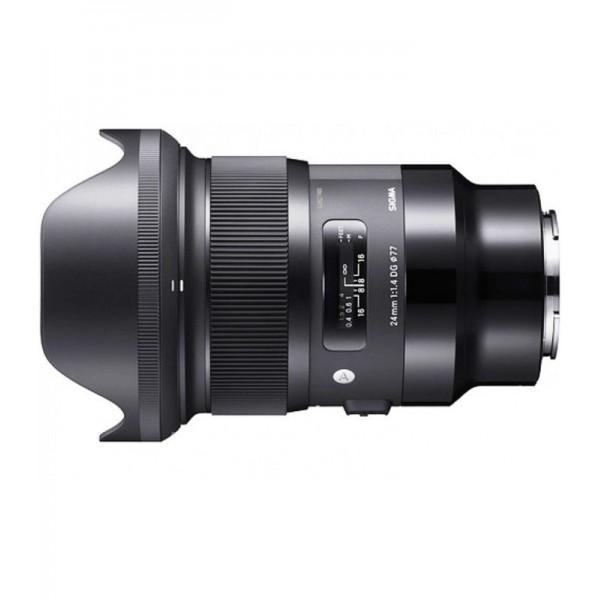 Objetivo Sigma 24mm F1.4 DG HSM Art Montira Sony-E