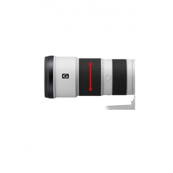 Objetivo Sony 200-600mm F5.6-6.3 FE G OSS Ref: SEL...