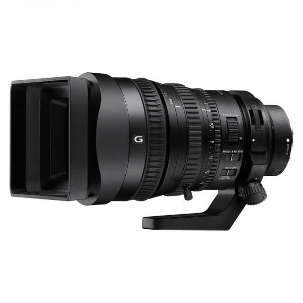 Objetivo Sony FE PZ 28-135mm f/4 G OSS Ref: SELP28...