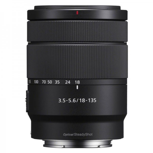 Objetivo Sony E 18-135mm F3.5-5.6 OSS Ref: SEL1813...