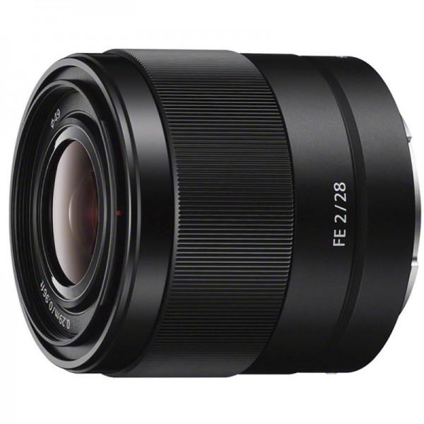 Objetivo Sony FE 28mm f2 (SEL28F20) Garantía Española
