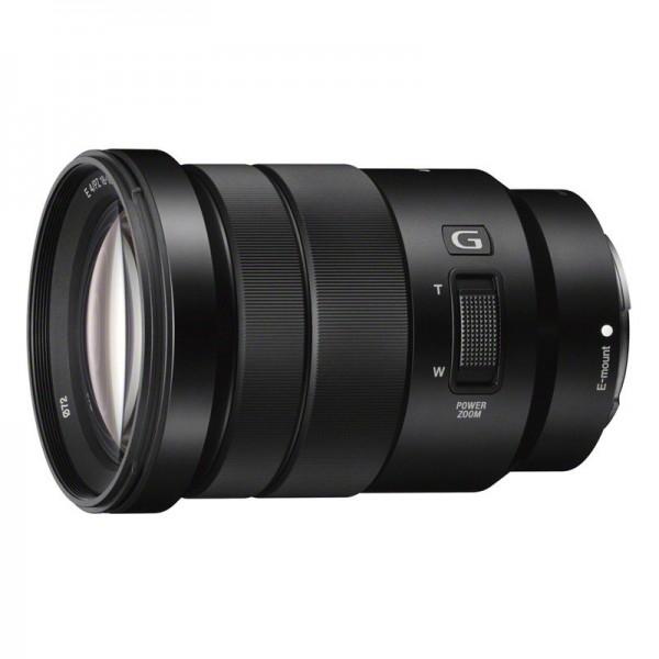 Objetivo Sony E PZ 18-105mm F4 G OSS Negro (Garantía Sony España)