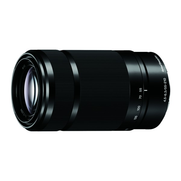 Objetivo Sony E 55-210mm F4,5-6,3 OSS (Garantía Sony España)