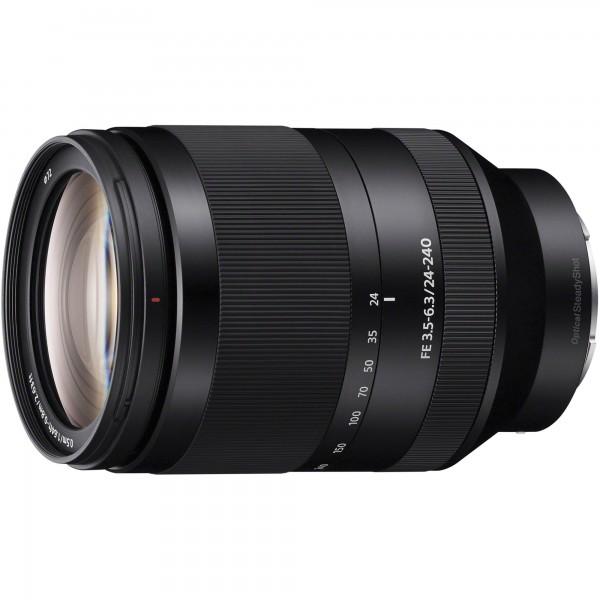 Objetivo Sony FE 24-240mm f/3,5 - 6,3 OSS (Garanti...