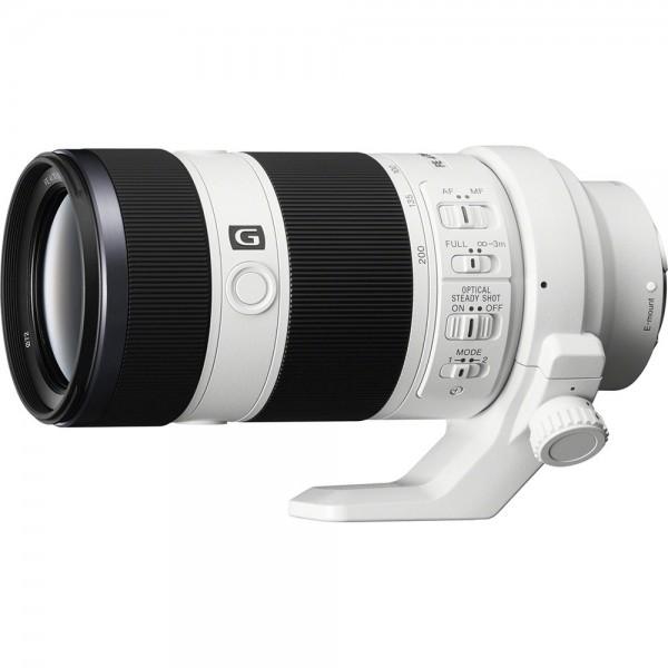 Objetivo Sony FE 70-200mm f/4G OSS (SEL70200G) (Ga...