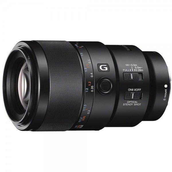 Objetivo Sony FE 90mm f/2,8 Macro G OSS (Garantia Sony España)