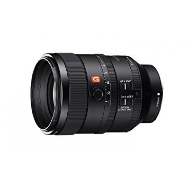 Objetivo Sony FE 100mm F2.8 STF GM OSS Ref: SEL100F28GM (Garantía Sony España)