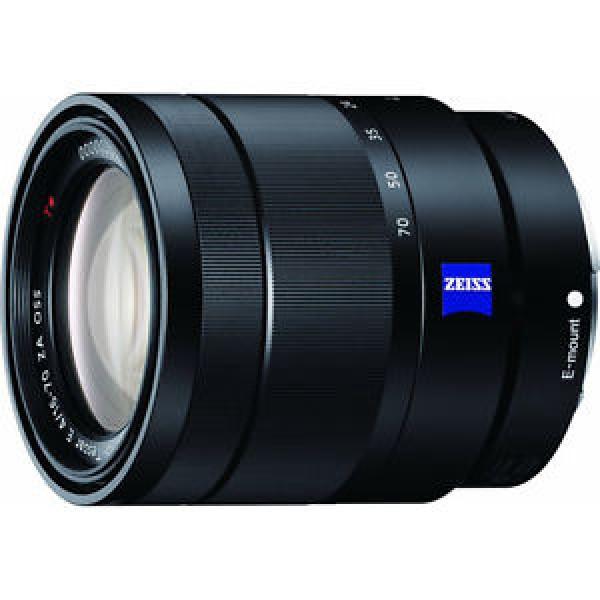 Objetivo Sony E 16-70mm F4 ZA OSS Ref: SEL1670Z (Garantía Sony España)