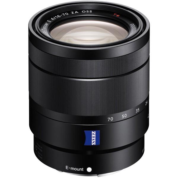Objetivo Sony E 16-70mm F4 ZA OSS Ref: SEL1670Z (G...