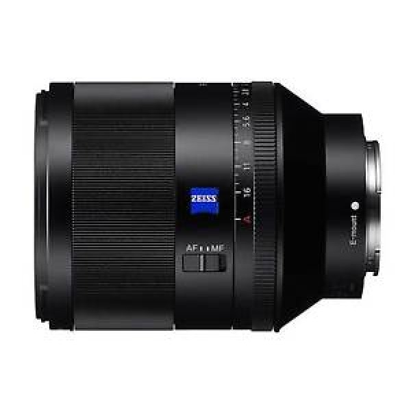 Objetivo Sony FE 50mm F1.4 ZA Ref: SEL50F14Z (Garantía Sony España)