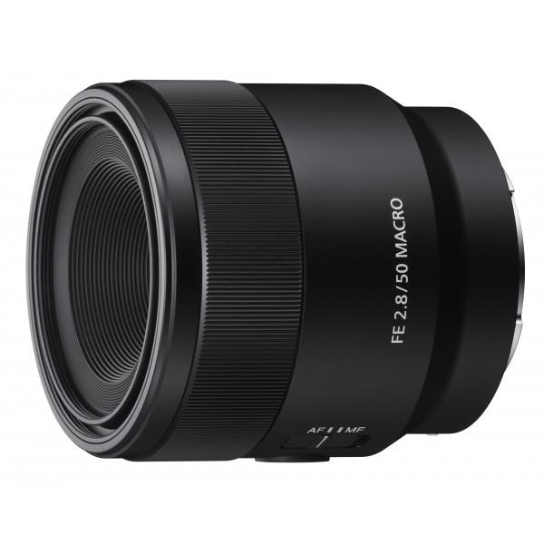 Objetivo Sony FE 50mm F2,8 Macro Ref: SEL50M28 (Garantía Sony España)