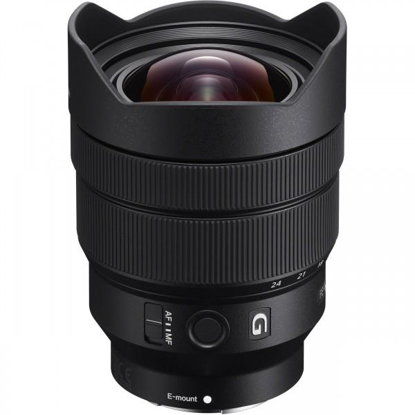 Objetivo Sony FE 12-24mm F4.0 G OSS Ref: SEL1224G (Garantía Sony España)