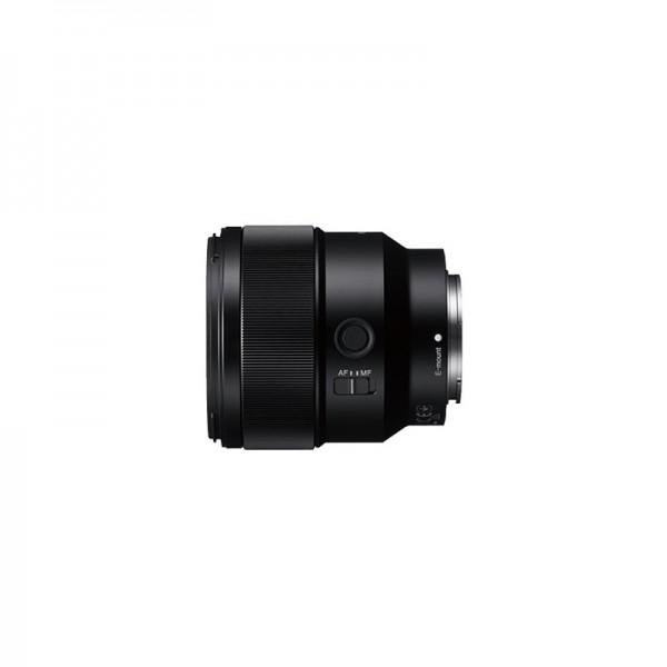 Objetivo Sony FE 85mm F1.8 garantía española AGO...