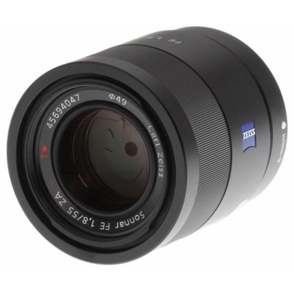 Objetivo Sony FE 55mm F1,8 ZA (SEL55F18Z) (Garant�...
